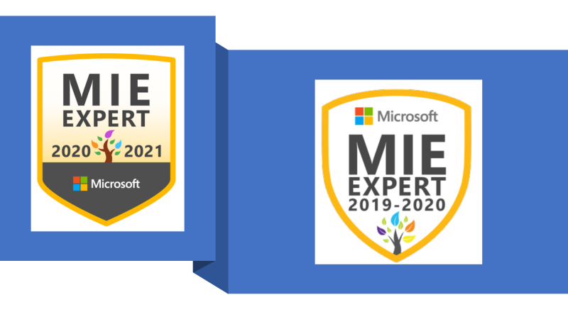 الترشيح لمعلم مايكروسوفت التعليمي